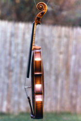 Violin from mid-'70s